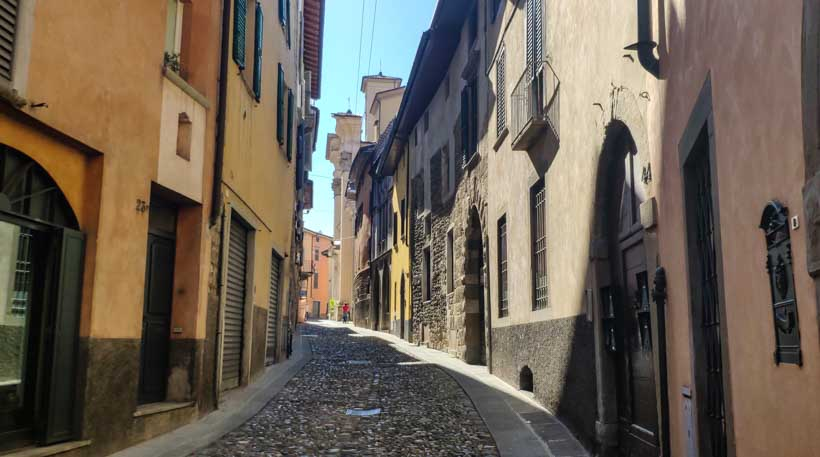 Borgo Canale, the artists' village