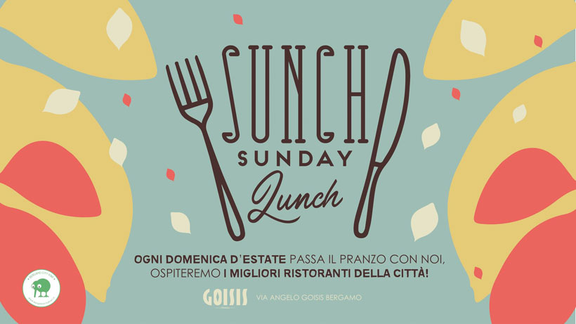 Sunch sunday lunch al goisis