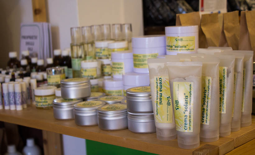 La terza piuma biological and sustainable products